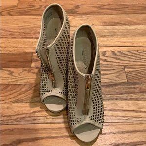 Call It Spring peep toe heels